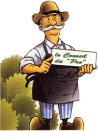 C 39 est quoi p p journal la chouette - Dessin jardinier humoristique ...