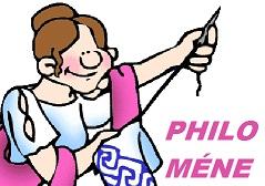 logo mini philo mène