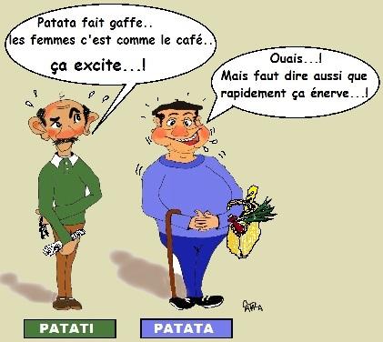 papati et patata le cafe